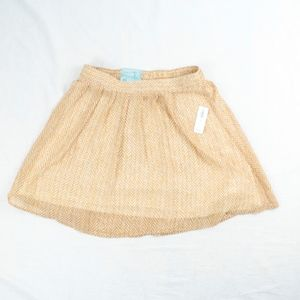 NEW $27 Old Navy Pleated Skater Skirt